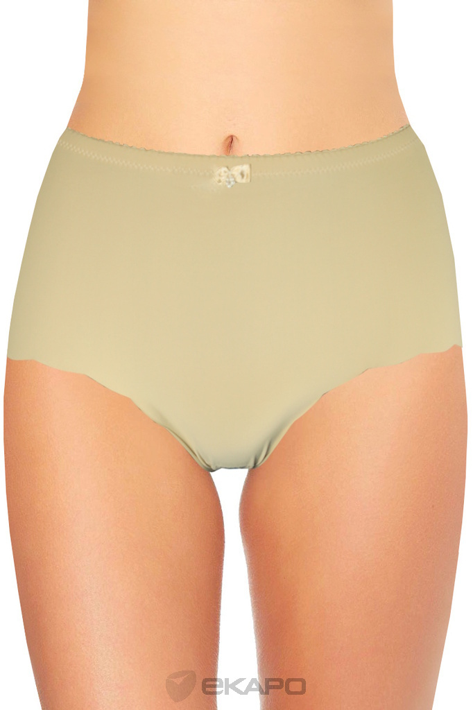 9b7b518ac Oliva Laser Cut nohavičky s vyšším pásom lacná bielizeň | eKAPO.sk