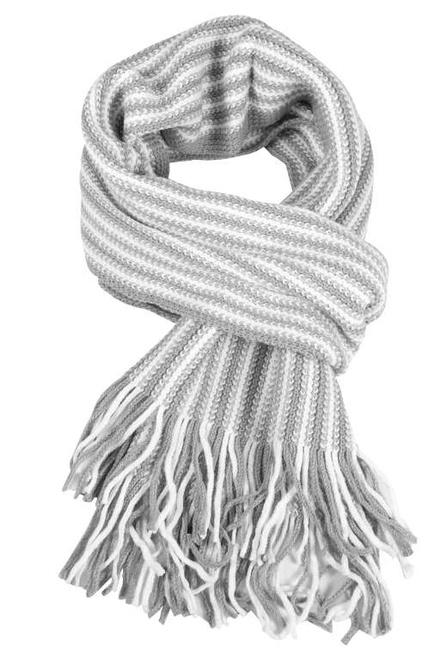 6755a3a8fa1 Stripes pánsky zimný šál lacná bielizeň