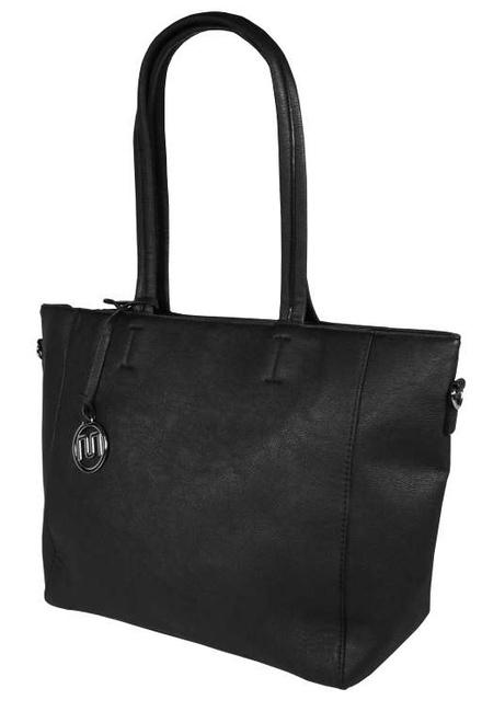 287b60def4 Lorieta väčšia dámska kabelka čierna