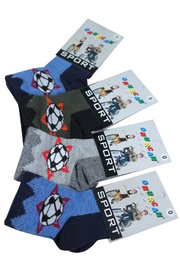 Little Football Socks