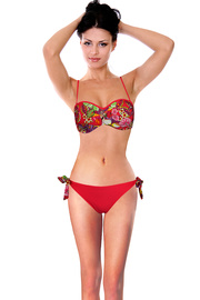 3db1f162901b ... Sunny pestré plážové pareo. Tropico Bardot dámske plavky 2016 ...