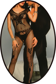 Eleganza Bodystocking SG009