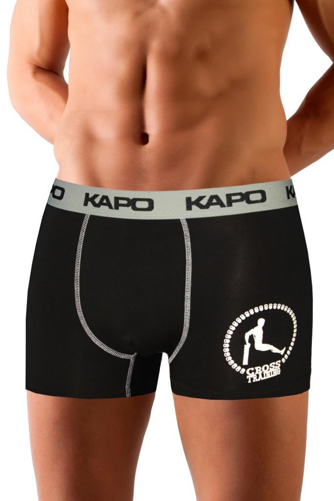 c96db6289 Cross Training KAPO bambus boxerky 5ks lacná bielizeň | eKAPO.sk