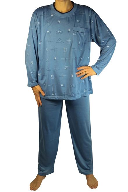 2cdc988d2b9e Philo pánske pyžamo - dlhé nohavice lacná bielizeň