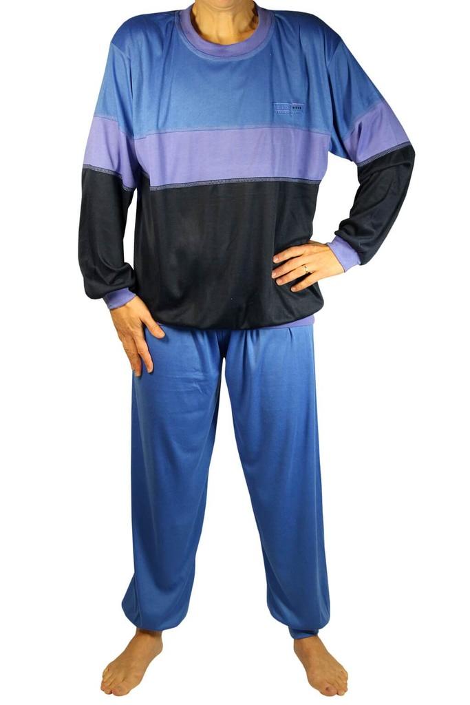 bb63adac5a76 Rylan Pánske pyžamo - dlhé nohavice lacná bielizeň