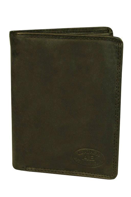 16ee8abf46 Jesus pánska kožená peňaženka čierna