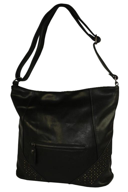 5d0ae4cb93 Tops Black módna crossbody kabelka lacná bielizeň
