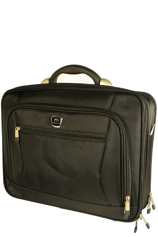8e7d564ed2 Fitz textilná aktovka - kufrík lacná bielizeň
