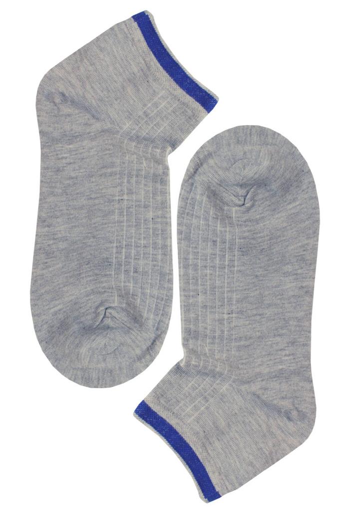bddd8770d3f8e Fashion nizke ponožky pre mužov - 3 páry MIX veľkosť: 44-47 | eKAPO.sk